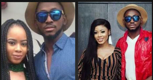 Bbnaija: Nina reacts after her in house lover, Miracle, dumped her