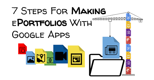 7 Steps For Making Portfolios With Google Apps