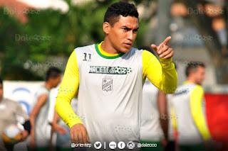 Oriente Petrolero - Alcides Peña quiere volver a gritar un gol en el Clásico Cruceño - DaleOoo