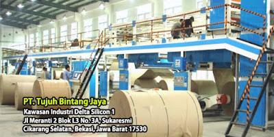 Lowongan Kerja PT. Tujuh Bintang Jaya Delta Silicon