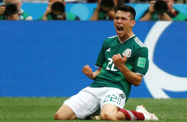 Mexico's goal celebration against Germany 'causes an EARTHQUAKE' as fan reaction sparks seismic activity