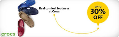 Maybank Card Crocs Footwear Discount Promo