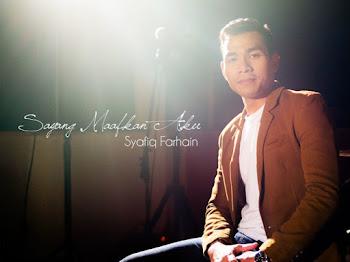 Lirik Lagu Sayang Maafkan Aku - Syafiq Farhain