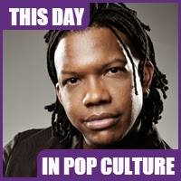 Michael Tate of Newsboys was born on May 18,1966.