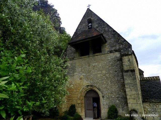 La Roque-Gageac, Dordoña, Francia