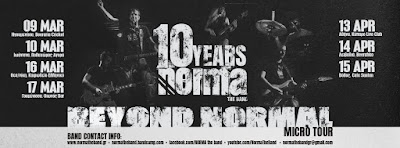 Norma - 10 Years Beyond Normal (2018)