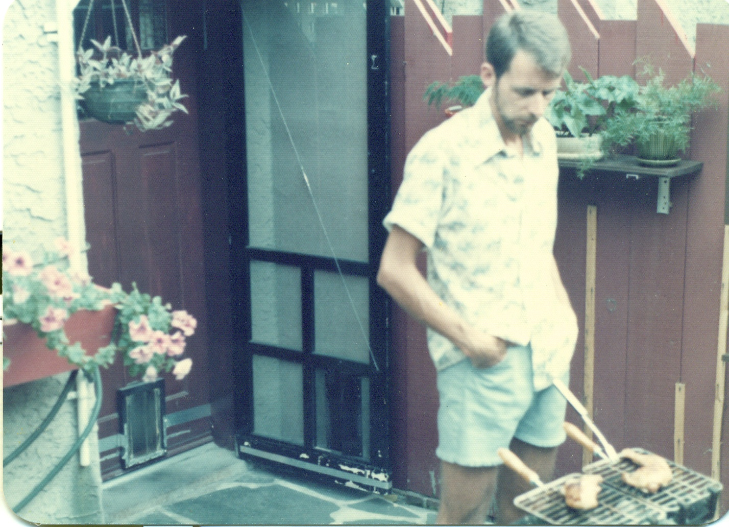Ron's Last Steak - July 1974