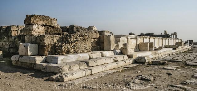 El Ninfeo de Septimio Severo