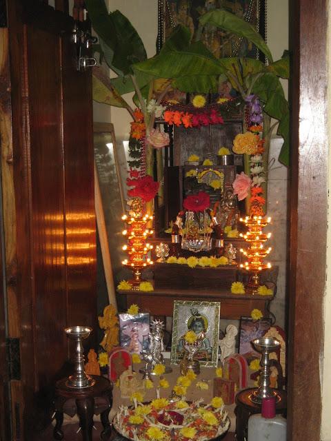 Janmashtami Decoration At Home Photos