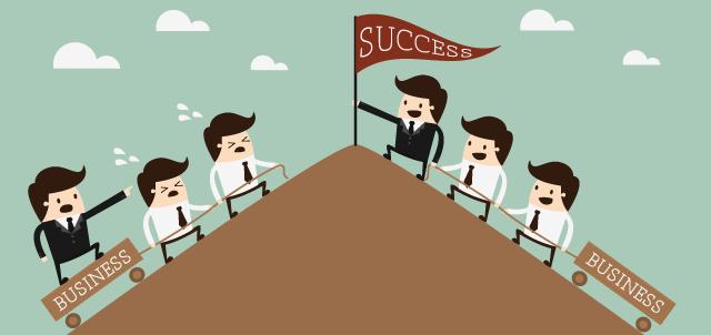 tabiat seorang ketua yang berjaya