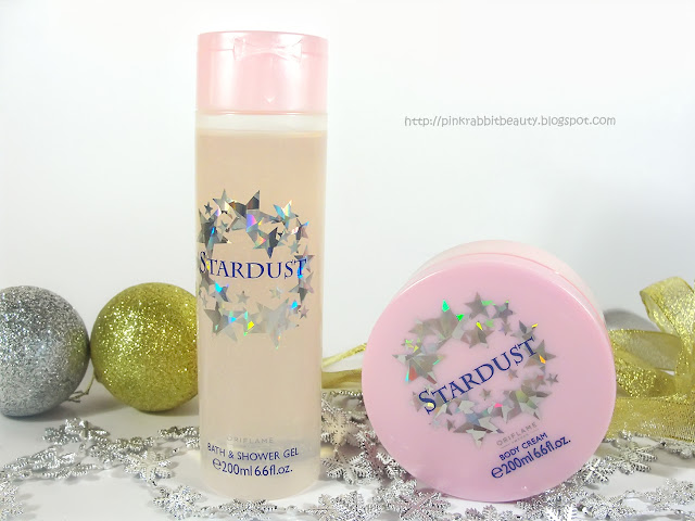 Body cream and Bath & Shower Gel Stardust Oriflame