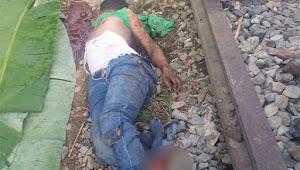 Tidur di Atas Rel, Pria 24Tahun 'Dimutilasi' Kereta Api.