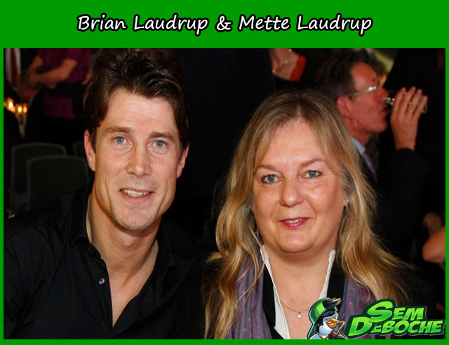 Brian Laudrup & Mette Laudrup
