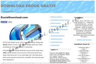 Image Result For Download Buku Gratis Duniadownload Com