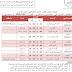جدول الإمتحانات محافظة الجيزة  المعتمد للصف الأول الإعدادى صباحى ومسائى نهائى أخر العام2018