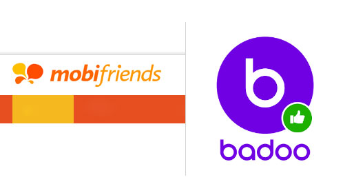 Badoo y Mobifriends, encuentra pareja online
