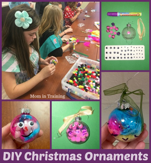 Stacy Tilton Reviews Diy Animal Christmas Ornaments With A Little
