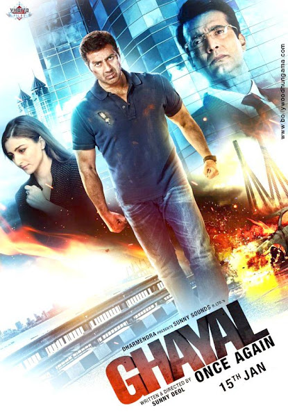 Ghayal Once Again (2016) Movie Poster