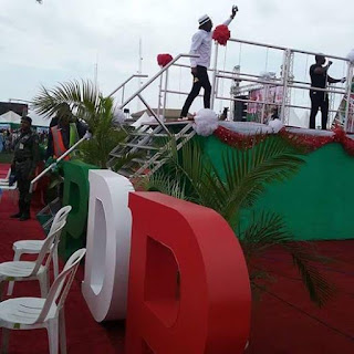 Emergency in PDP as two groups hold party convention in Abuja and Portharcourt 1