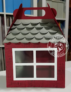 Gable Box House - Weekly SVG Project