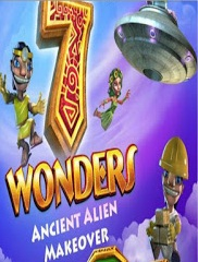 7 Wonders Ancient Alien Makeover  Pc Game Free Download Full Version
