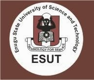 ESUT 2018/2019 UTME/DE 1st Batch Admission List is Out Online