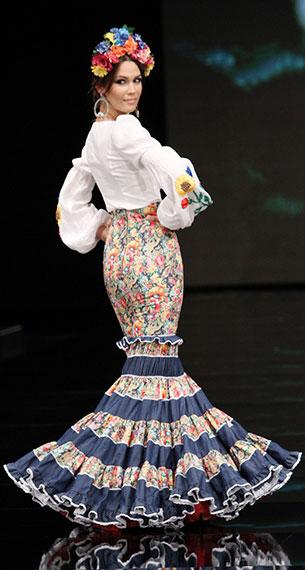 traje flamenca 2017 Atelier Rima