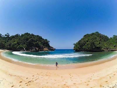 Harga Tiket Masuk Pantai Mbehi Malang Jawa Timur