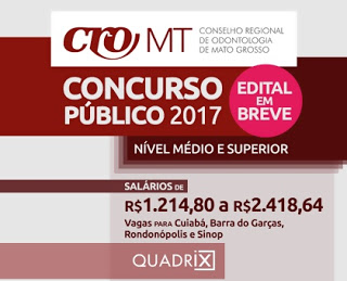 Apostila para o concurso CRQ MT 2018