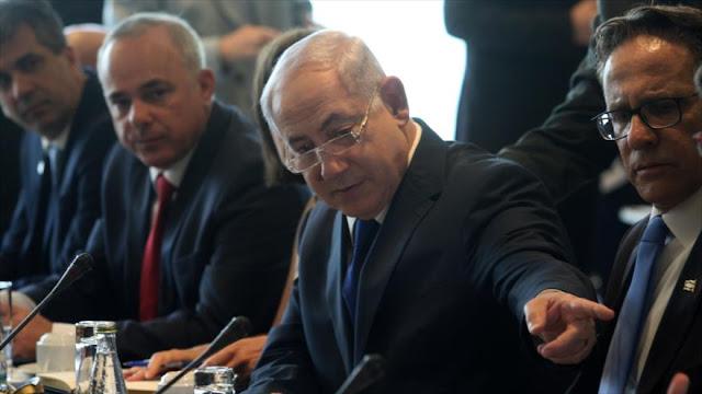 Netanyahu se reunió en secreto en 2012 con el canciller emiratí