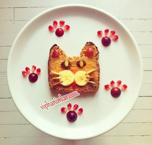 Kahvaltı Tabağı Sanatı