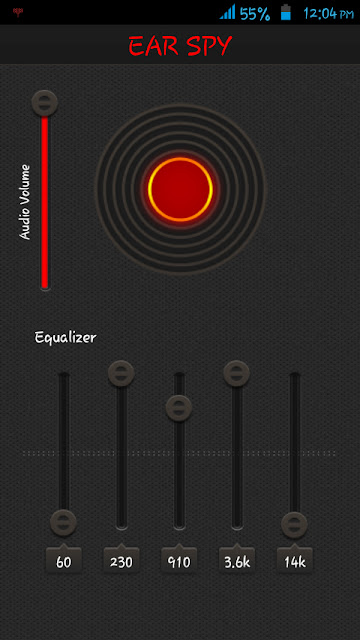 ear spy android app