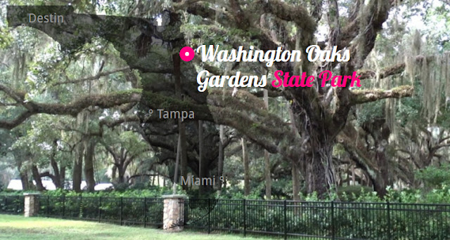 Washington Oaks Gardens State Park