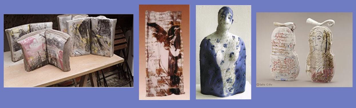 Maria Geszler  Garzuly - Seis cursos de cerâmica para principiantes na Toscana