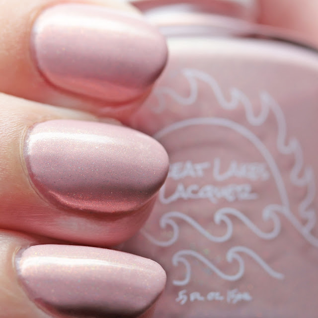 Great Lakes Lacquer I Am No Man