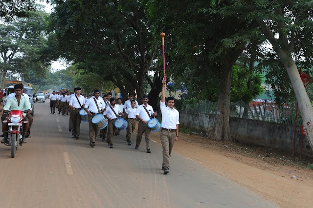 RSS Pathasanchalan in Tamilnadu