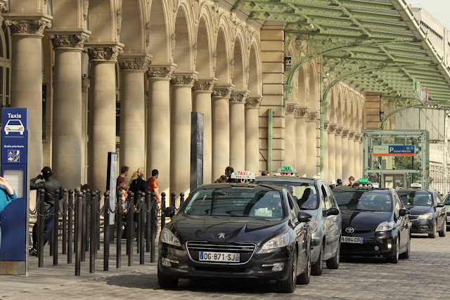 Taxi Companies in Paris