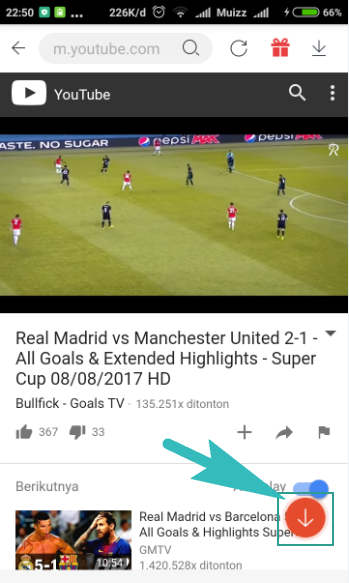 Cara Super Mudah Download Video Youtube
