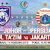 Prediksi Johor Darul Ta'zim Vs Persija Jakarta, Rabu 14 February 2018 Pukul 19.45 WIB @ RCTI