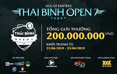 [AoE] Các clan chuyên nghiệp chính thức công bố đội hình tranh tài tại Thái Bình Open 7