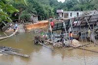 Banjir Bandang di Kmaoung Tanjung, Jelai Hulu