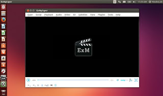 Cara Install ExMplayer Video Player di Ubuntu / Linux Mint