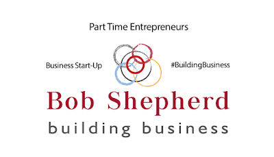 Supporting image for Bob Shepherd Associates LinkedIn Article | Part time entrepreneurs