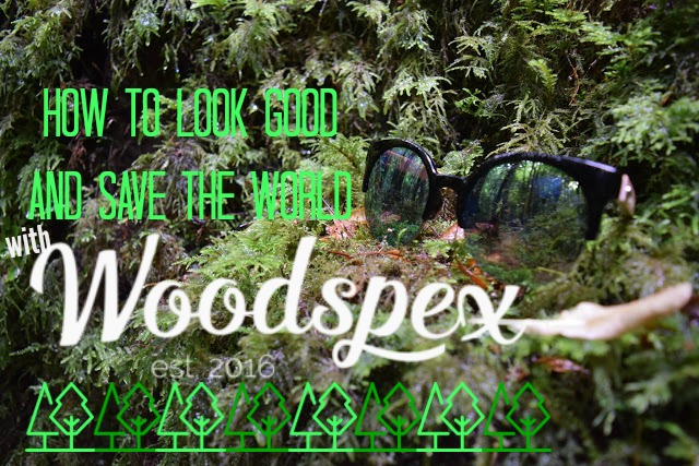 save the world woodspex sunglasses
