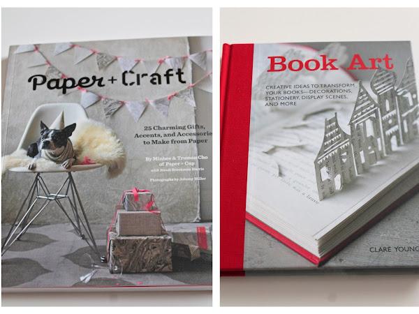 Book Reviews: Book Art & Paper+Craft