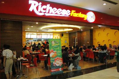 Richeese Factory Bali