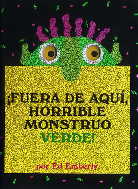 12 peque lecturas de monstruos mundo de rukkia for Fuera de aqui horrible monstruo verde pdf
