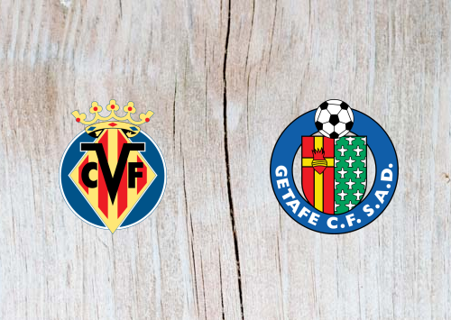 Villarreal vs Getafe - Highlights 12 January 2019