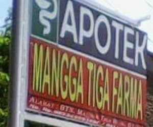 Lowongan Kerja Asisten Apoteker di Apotek Mangga Tiga Farma