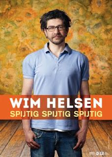 Poster Wim Helsen Spijtig spijtig spijtig